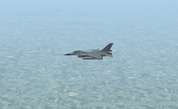 illustration for the tutorial: A view of what is achievable with a FSX franchise finely tuned!