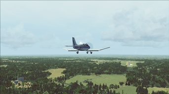 Short final to Moulins-Montbeugny (LFHY), France (picture published May 22nd, 2016)
