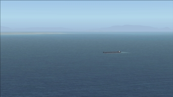 Archive Picture of the Day: A Tanker Crossing the Ormuz Strait,
